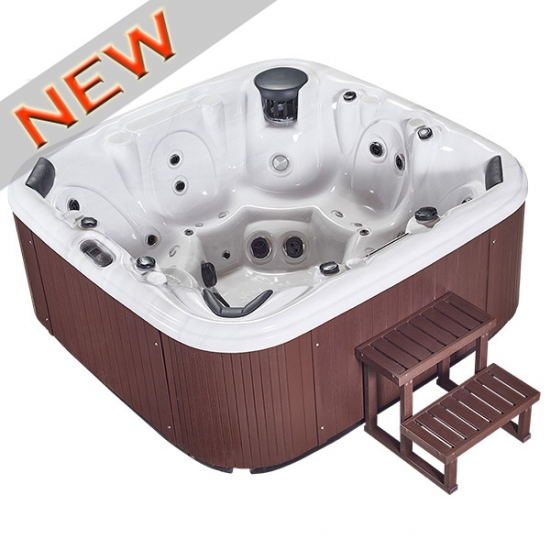1 person hot tub