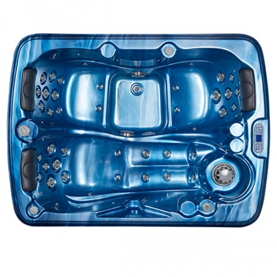 attractive portable hot tub